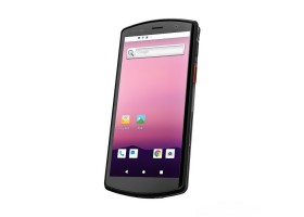 Urovo DT50 / Android 9.0 / 1.8 GHz / 8xCore, Kryo 260 CPU / Qualcomm SD 636 / RAM 4 GB / ROM 64 GB / Honeywell N6703 / 2D Imager / 4G (LTE)