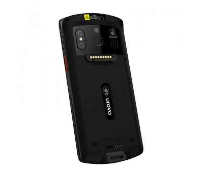"""Urovo DT50 / DT50-SH4S9E4F21 / Android 9.0 / 2D Imager / Honeywell N6703 (soft decode) / Bluetooth / Wi-Fi / GSM / 2G / 3G / 4G (LTE) / GPS / NFC / RAM 4 GB / ROM 64 GB / Восьмиядерный / Octa-core 2.2 GHz / 5.7"""" / 720 x 1440 / 6 клавиш / 4300 mAh / 2"""